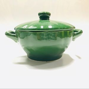 Other - Hunter Green Dish